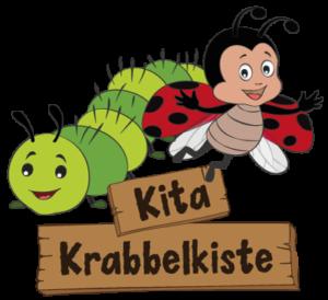 Logo der Kita Krabbelkiste