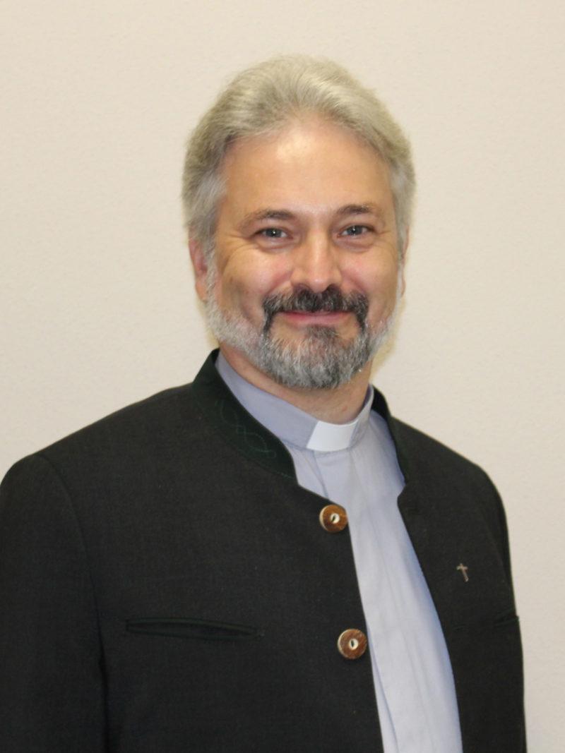 Pfarrer Dirk Grafe